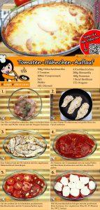 Tomaten-Hähnchen-Auflauf Rezept mit Video