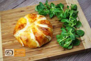 Gefüllte Camembert-Brötchen - Rezept Videos
