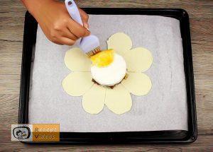 Gefüllte Camembert-Brötchen Rezept - Zubereitung Schritt 11