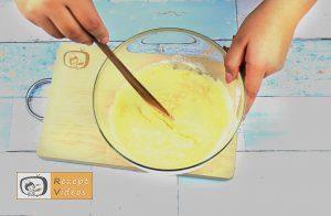 Aprikosen-PieRezept - Zubereitung Schritt 1