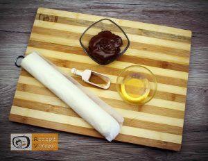 Minihörnchen mit Haselnusscreme Rezept - Zubereitung Schritt 1