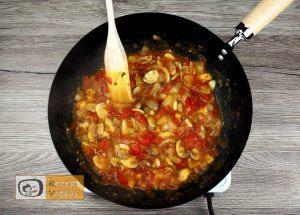 Gemüse-Penne Rezept - Zubereitung Schritt 6