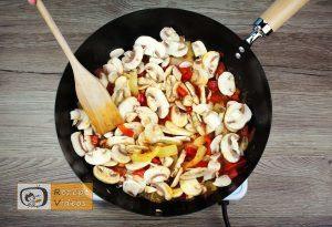 Gemüse-Penne Rezept - Zubereitung Schritt 4