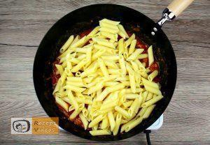 Gemüse-Penne Rezept - Zubereitung Schritt 7