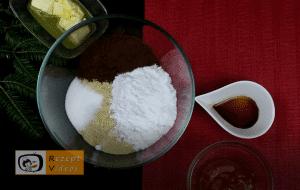 Schneebedeckte Tannenzapfen Rezept Zubereitung Schritt 1