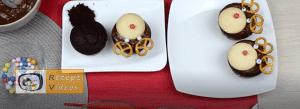 Rentier-Muffins Rezept Zubereitung Schritt 11