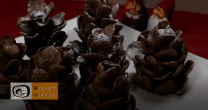 Schneebedeckte Tannenzapfen Rezept Zubereitung Schritt 5
