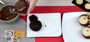Rentier-Muffins Rezept Zubereitung Schritt 7