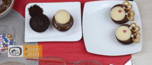 Rentier-Muffins Rezept Zubereitung Schritt 8