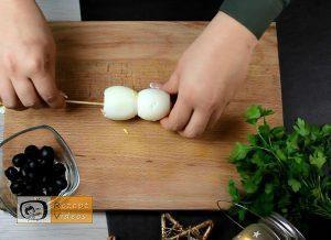 Eierschneemann Rezept - Zubereitung Schritt 1