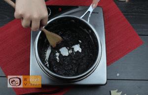 Schneekipferl mit Mohnfüllung Rezept Zubereitung Schritt 5
