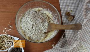 Schoko-Haferflocken-Kekse Rezept Zubereitung Schritt 3