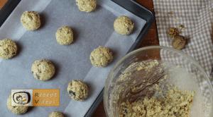 Schoko-Haferflocken-Kekse Rezept Zubereitung Schritt 5