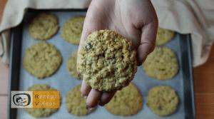Schoko-Haferflocken-Kekse Rezept Zubereitung Schritt 6