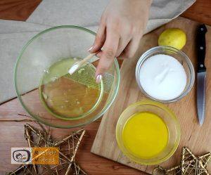 Stollen Rezept - Zubereitung Schritt 1