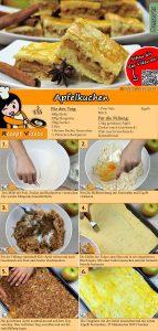 Apfelkuchen Rezept mit Video