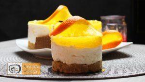 Orangen-Quark-Feiertagstörtchen