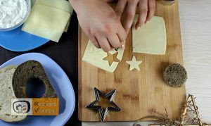 Kreative Weihnachtsgerichte Rezept Zubereitung Schritt 4