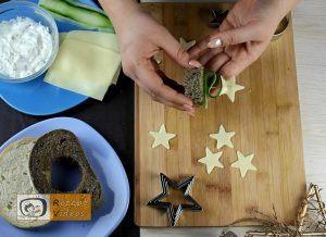 Kreative Weihnachtsgerichte Rezept Zubereitung Schritt 7