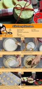 Nikolausplätzchen Rezept mit Video