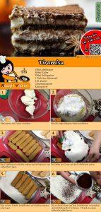 Tiramisu Rezept mit Video