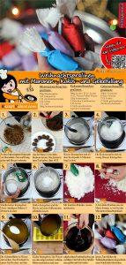 Weihnachtspralinen Rezept mit Video