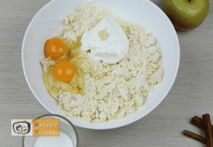 Apfelkuchen Rezept - Zubereitung Schritt 3