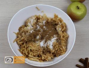 Apfelkuchen Rezept - Zubereitung Schritt 4
