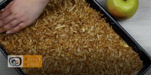 Apfelkuchen Rezept - Zubereitung Schritt 6