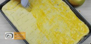 Apfelkuchen Rezept - Zubereitung Schritt 7