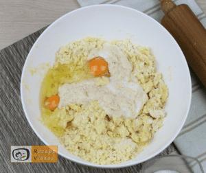 Kartoffelpogatschen Rezept - Zubereitung Schritt 2
