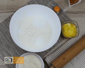 Krapfen Rezept - Zubereitung Schritt 1