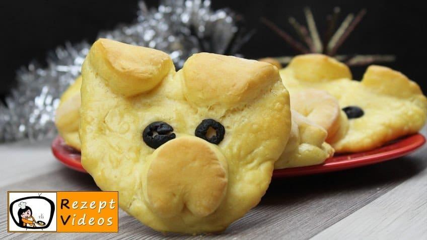 Neujahrsschweinchen