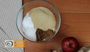 Zimt-Apfelkuchen-Muffins Rezept - Zubereitung Schritt 1