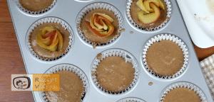 Zimt-Apfelkuchen-Muffins Rezept - Zubereitung Schritt 14