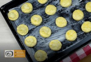 Käse-Pogatschen Rezept - Zubereitung Schritt 10