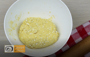 Quark-Pogatschen Rezept - Zubereitung Schritt 3
