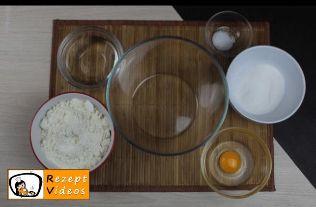 Klassischer Quarkpfannkuchen Rezept Zubereitung Schritt 1