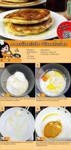 Amerikanische Pfannkuchen Rezept mit Video