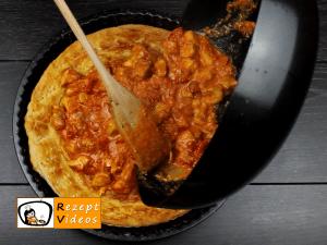 Bacon-Fleisch-Pie Rezept - Zubereitung Schritt 9