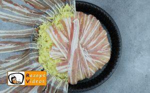 Bacon-Torte Rezept - Zubereitung Schritt 4