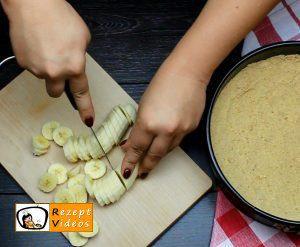 Bananen-Sahnetorte Rezept Zubereitung Schritt 2
