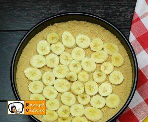 Bananen-Sahnetorte Rezept Zubereitung Schritt 3