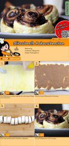 Blitzschnelle Kakaoschnecken Rezept mit Video