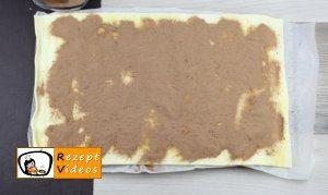 Blitzschnelle Kakaoschnecken Rezept - Zubereitung Schritt 2