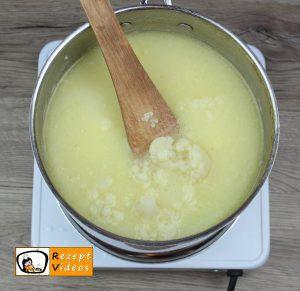 Blumenkohl-Stangen Rezept Zubereitung Schritt 2