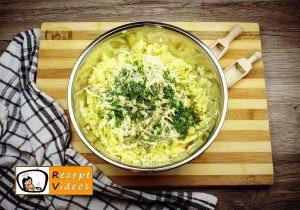 Gefüllte Kartoffelroulade im Speckmantel Rezept Zubereitung Schritt 2