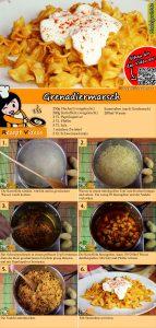 Grenadiermarsch Rezept mit Video