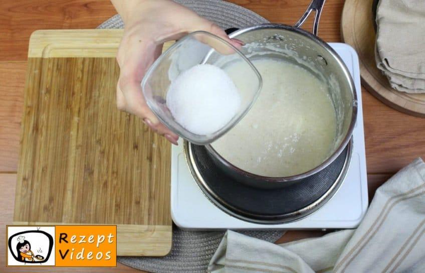 Grießbrei Rezept - Zubereitung Schritt 3