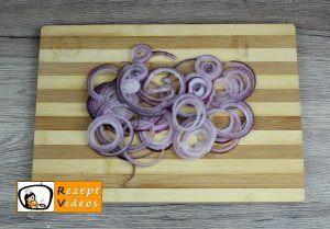 Hähnchenbrust mit Mozzarella und Tomaten Rezept Zubereitung Schritt 1